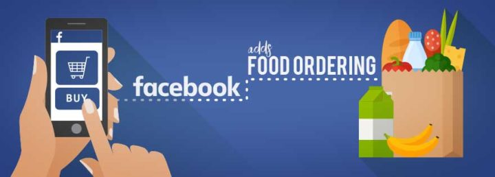 Let your customers order food via your Facebook page