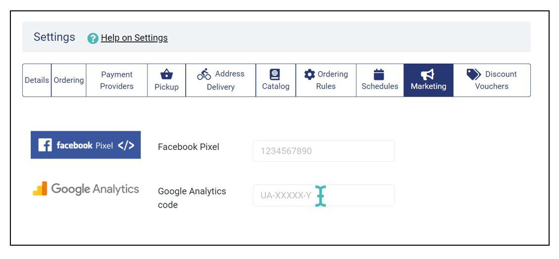 Connexion à Google Analytics