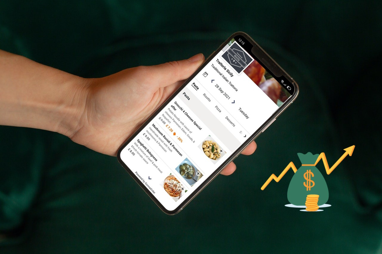 5 Simple ways how a branded restaurant app can help grow your business